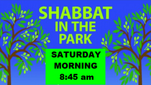 Shabbat in the Park | Or Hadash